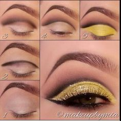 Beautiful Make Up Step By Step Like Please Hermoso Maquillaje Paso A Paso Dale Me Gusta Favor