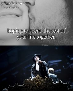 This just makes me laugh because I love Phantom of the Opera so...