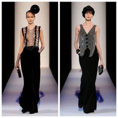 #fashion-ivabellini giorgio armani settimana della moda di milano sfilate fashion week moda autunno inverno 2013 2014 fashion blogger