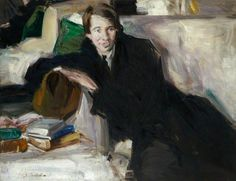 The Athenaeum - The Poet (Francis Campbell Bolleau (F.C.B.) Cadell - )