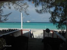Private Cabana on Half Moon Cay ~ Bahamas..been there, and it's great!