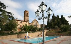 Castello di Maiano, Siena area, Tuscany. Sleeps 16 AUD 7,290/wk including cleaning (sleeps up to 22 at extra cost). Dinner on request. €30/person.