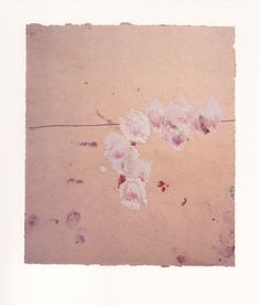 Art — paintedout: Cy Twombly