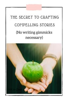 The secret to writing great stories // Story inspiration, writing inspiration, story ideas, writing ideas, writing a novel, writing fiction, writing a story, creative writing, writing prompts.