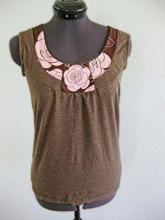 Rose T-Shirt Pattern - Melly Sews