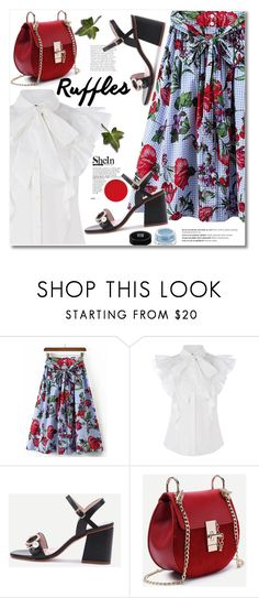 """""""Untitled #2734"""" by svijetlana ❤ liked on Polyvore featuring Givenchy and Balmain"""