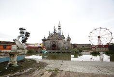 Dismaland: Banksy inaugura primeiro parque temático na Inglaterra (FOTOS)