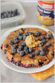 Feed Me Better: Pokaż śniadanie: dietetyczny placek owsiany. Helathy Food, Tasty, Yummy Food, Healthy Cake, Food Allergies, Creative Food, Cooking Time, Food Inspiration, Love Food