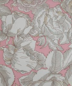 August Rose Tana Lawn Liberty Fabric.