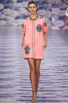 House of Holland   Spring 2014 Ready-to-Wear Collection