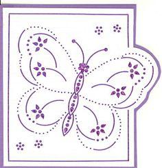 hobbydots vlinder