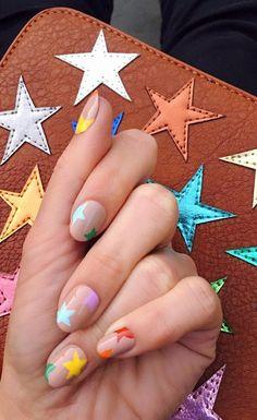 Zodiac Sign Nail Art Designs