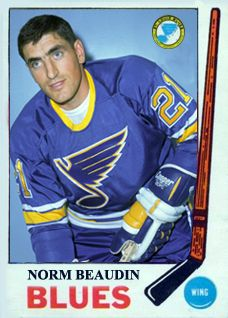 Hockey Cards, Baseball Cards, Nhl, Der Club, Good Old Times, Blue Wings, St Louis Blues, Montreal Canadiens, Custom Cards