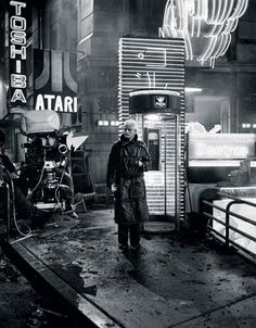 Roy Batty / Rutger Hauer ~ Blade Runner