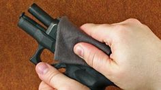 How to Clean a Handgun  Proper cleaning is the key to keeping your guns running smoothly.