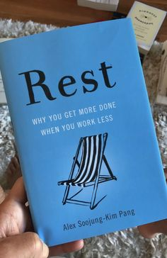 Good thought - rest more, get more done. Best Books To Read, Books To Buy, New Books, Good Books, Book Challenge, Reading Challenge, Book Suggestions, Book Recommendations, Book Club Books