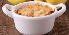 Biltmore recipe for Lemon Apple Crumble.    http://www.biltmore.com/recipes/detail/lemon-apple-crumble?cid=email:brand:biltmore:brand:nov-2013