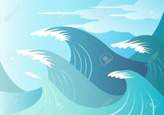 High Surf Stock Vector Illustration And Royalty Free High Surf Clipart