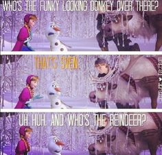 Frozen. Seriously- didn't know what to expect going in, but it was SOO good. :)