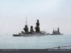 IJN Fuso-class Battleships of the Japanese Imperial Navy!