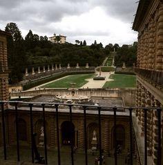 Giardini di Palazzo Pitti