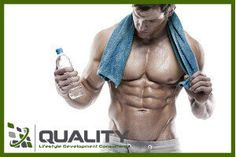 If you want to know how much water you should drink for health, weight loss, and/or bodybuilding, then you want to read this article. Fitness Model Diet, Male Fitness Models, Muscle Building Meal Plan, Model Diet Plan, Abs And Cardio Workout, Bodybuilding, Leave In, Gain Muscle, Muscle Mass