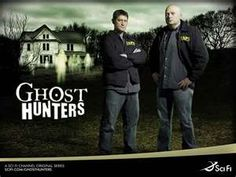 Ghost Hunters Jason Hawes and Grant Wilson.  Awesome show!