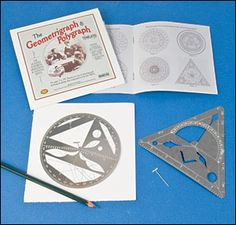 Geometrigraph and Polygraph Set - Woodworking