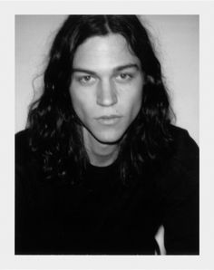 Very few guys can pull off long hair, but those that do...hot damn!  (Miles McMillan is choice.)