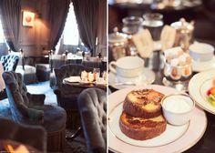 Birthday Breakfast at Ladurée by Carin Olsson