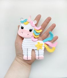 PATTERN Unicorn Applique Crochet Pattern PDF Instant Download Baby Shower Gift Embellishment Accessories Motif Ornament for Baby Blanket ENG by FancyInfancyCrochet on Etsy https://www.etsy.com/listing/585433556/pattern-unicorn-applique-crochet-pattern