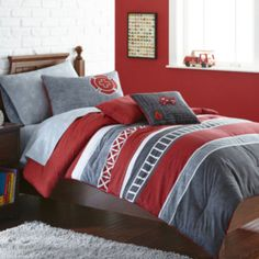 Frank and Lulu Ladder 23 Comforter Set & Accessories  found at @JCPenney