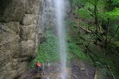 noch mehr Fotos von diesem Wasserfall (Osterdorfer wasserfall - Oberstaufen) auf einer Extra Seite allgaeu wasserfall hintergehen