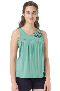 1342a0ed0c061 Goddess Drape Nursing Top (Pewter Iron) | New Arrivals at Figure 8 ...