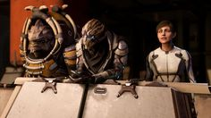 Mass Effect: Andromeda will have 'meaningful' sidequests akin to The Witcher says game producer