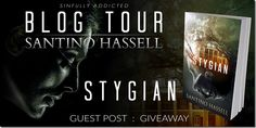Blog Tour: Stygian by Santino Hassell ~ Guest Post & #Giveaway | @SantinoHassell | http://sinfullymmbookreviews.blogspot.de/2015/10/blog-tour-stygian-by-santino-hassell.html @sinfully_MMBlog (scheduled via http://www.tailwindapp.com?utm_source=pinterest&utm_medium=twpin&utm_content=post16351258&utm_campaign=scheduler_attribution)