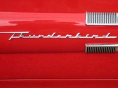 Ford Thunderbird logotype