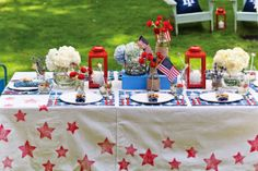 memorial day office ideas