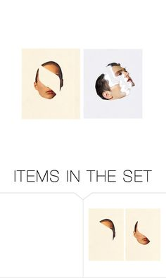 """[ \ ]"" by wolfglam ❤ liked on Polyvore featuring art"