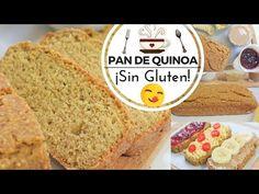 (107) ¡EXQUISITO PAN DE QUINOA SIN GLUTEN! -Transición Vegana - YouTube