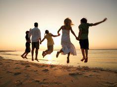 Familienurlaub mit Kindern - Packliste für Reisen mit KIndern