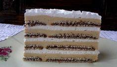 Domaći Kuhar - Deserti i Slana jela: Šeherezada torta Brze Torte, Kolaci I Torte, No Bake Cookies, No Bake Cake, Czech Recipes, Ethnic Recipes, Cake Filling Recipes, Torte Cake, Cake Fillings