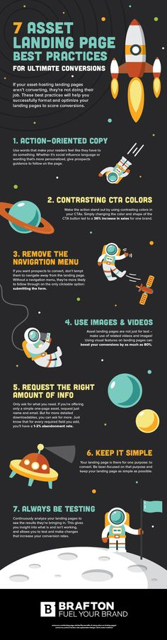 7 Landing Page Best Practices for Ultimate Conversions #Infographic #WebDesign http://ecommerce.jrstudioweb.com/