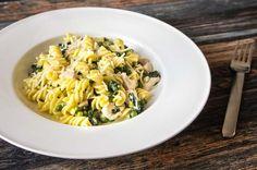 Chicken fusilli - recipe - Daily Gourmet