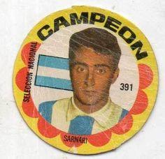 Sarnari - River Plate #391  1966