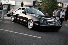 Indy Mercedes E-Class VIP