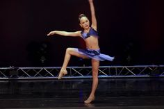 Dance Moms - Maddie Ziegler - Don't Leave Me