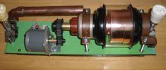 Magnetische loop antenne voor 40-160 meter (1,8-7,0 MHz)