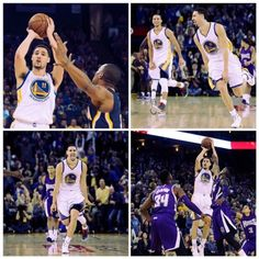 #Pure #Joy #Love2Ball @klaythompson #GoldenStateWarriors 37 #points in the 1st #quarter vs #SacramentoKings … You Gotta #LoveIt the #JumpShot was #Wet #AllNet even #StephCurry had to enjoy the moment … #Great #Job #KlayThompson follow @thareall2b #L2B #L2BElite #K2BEliteSquad #NBA #GameTime #ESPN #Warriors #ComeOutAndPlay