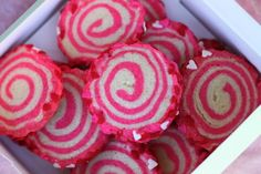 how to make sweet swirl cookies of love for that class party next week.